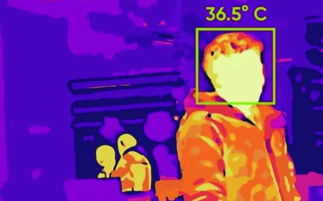 Ampliato il credito d'Imposta al 50% anche su telecamere e apparecchiature per il rilevamento della temperatura corporea.